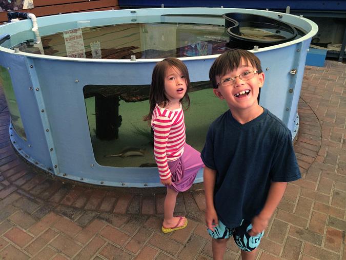 Ocean Institute tank