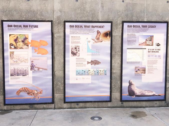 Ocean Institute posters