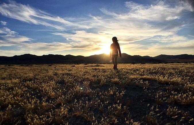 Tough to beat the desert golden hour