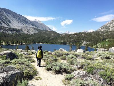 Rock Creek Lake Camping on FamilyTrails.com
